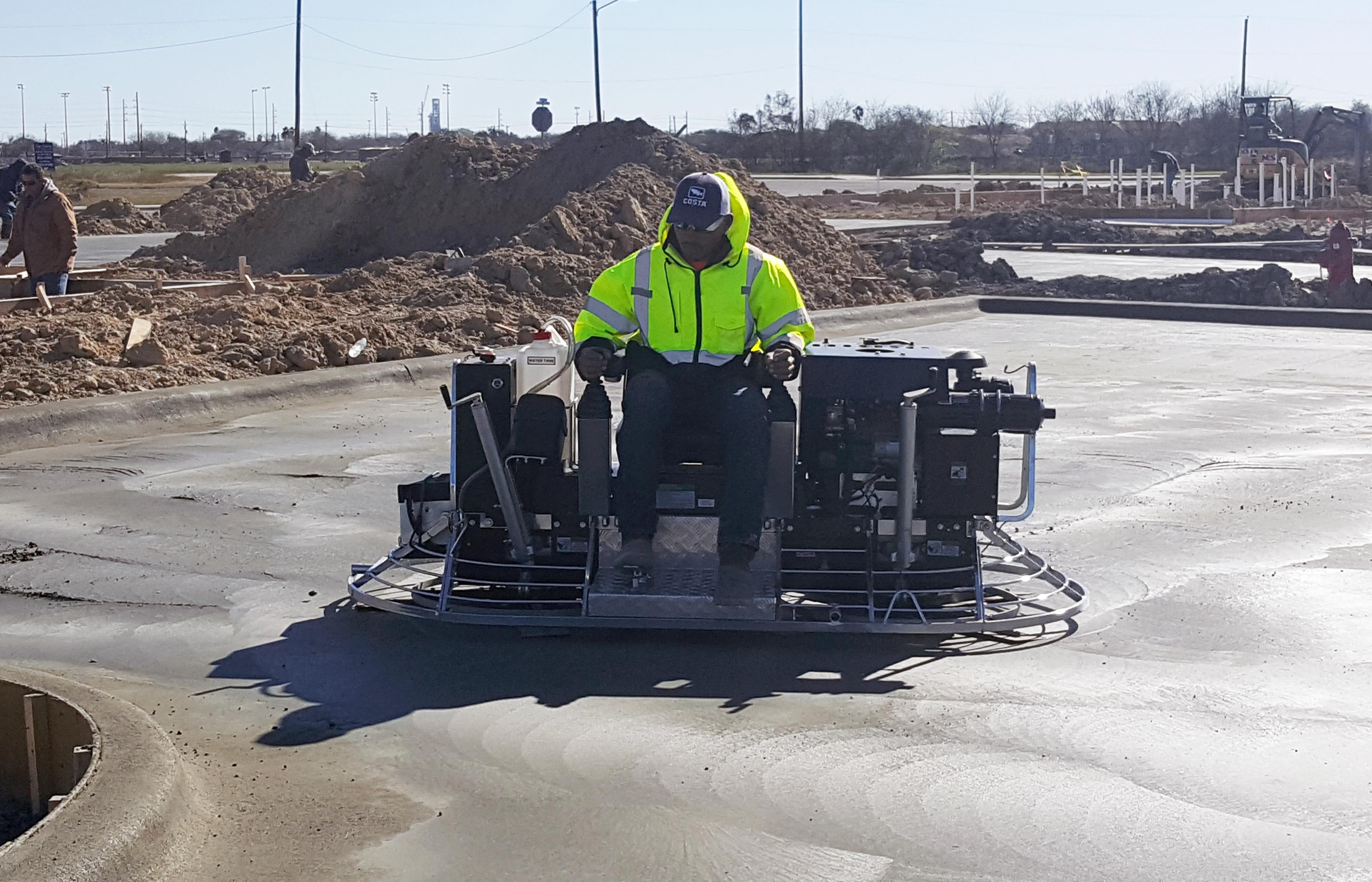 MBW Concrete Equipment