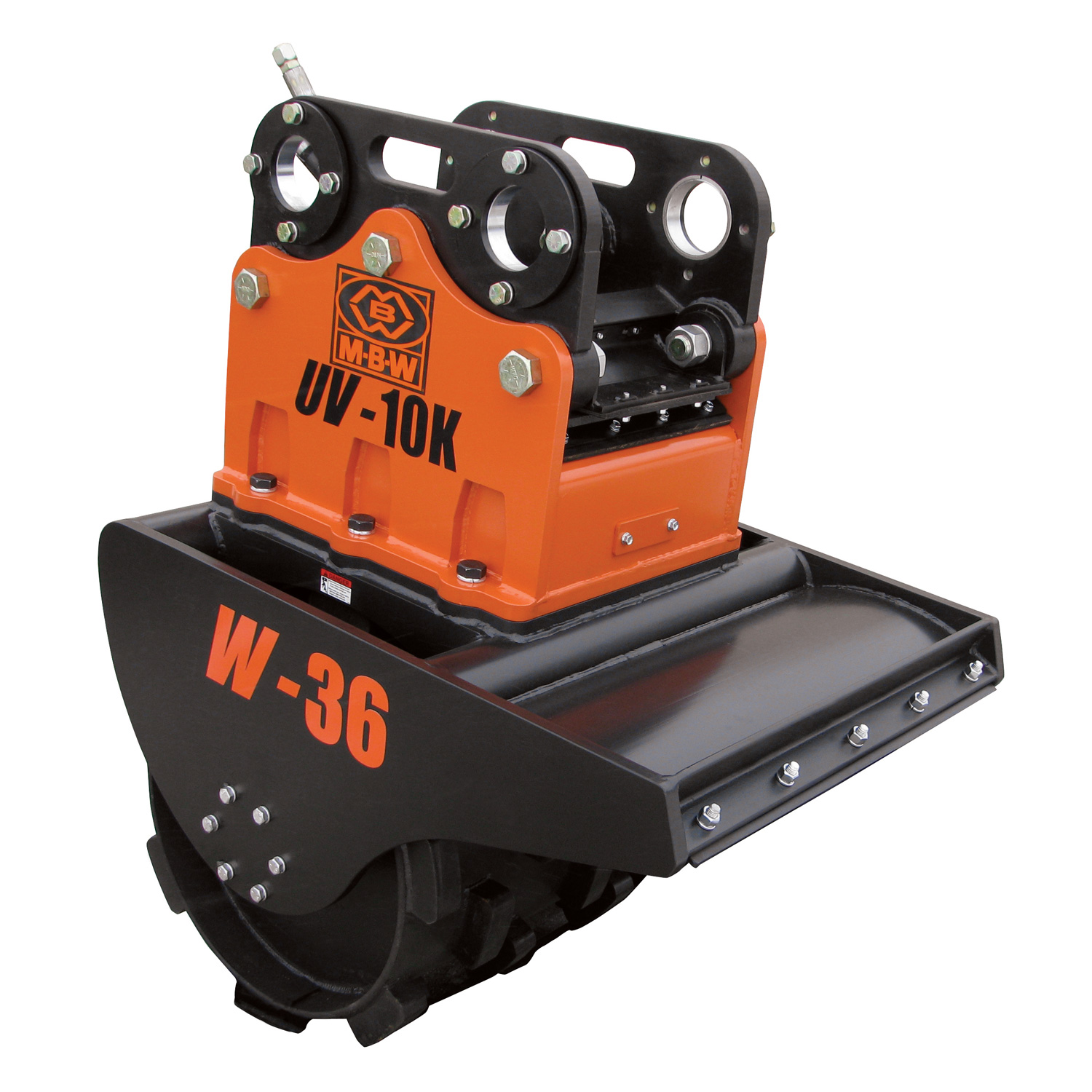 MBW Roller Attachments