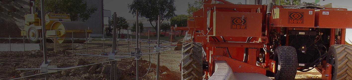 MBW Construction Equipment is Proudly Made in the USA