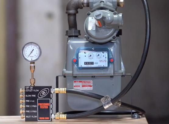 Utility Pressure Tester