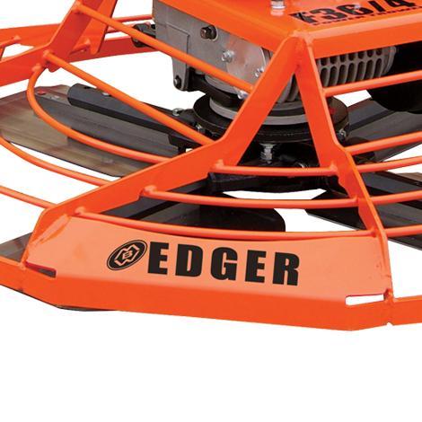 Walk Behind Power Trowel Edger Ring