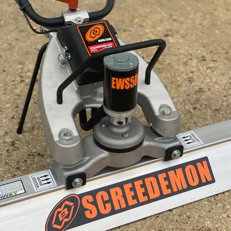 ScreeDemon Powered by M18™ RedLithium™