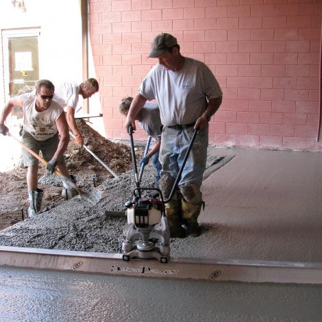 MBW Screedmon Concrete Screed