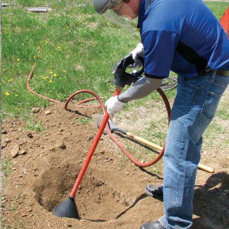 MBW Soil Pick